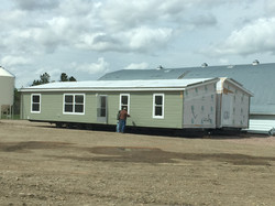 Nicolas model doublewide mobile home