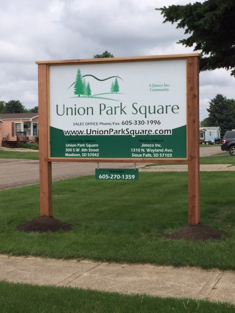 Union Park Square Mobile Home Park