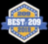Best of 209 Gift Basets Award