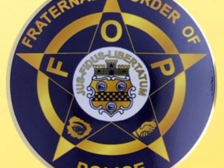 Honored to receive the endorsement of the City of Easton Fraternal Order of Police.