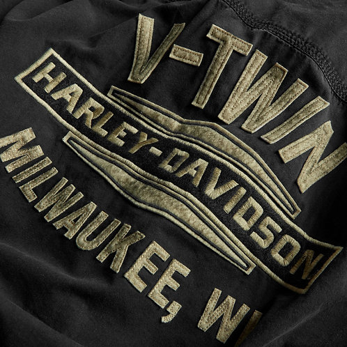Chemise à manches courtes V-Twin