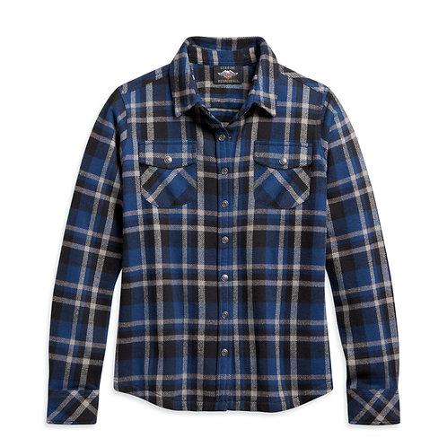 Chemise Flannel Shirt