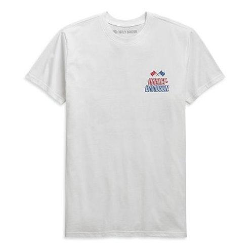 T-shirt Race Flag