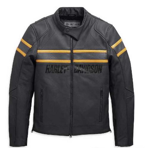 Blouson cuir Sidari Harley Davidson homme