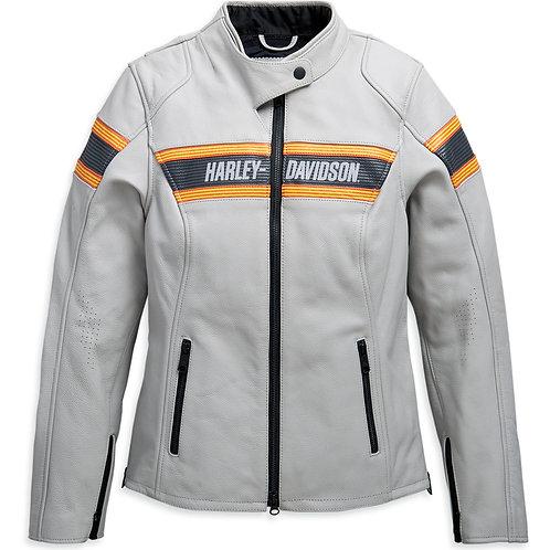 Blouson cuir Sidari Leather Jacket