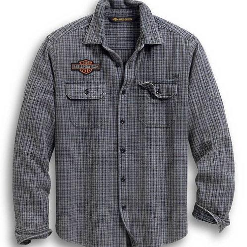 Chemise à carreaux HD Plaid