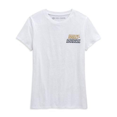 """T-shirt """"Metallic"""" (99107-20VW)"""