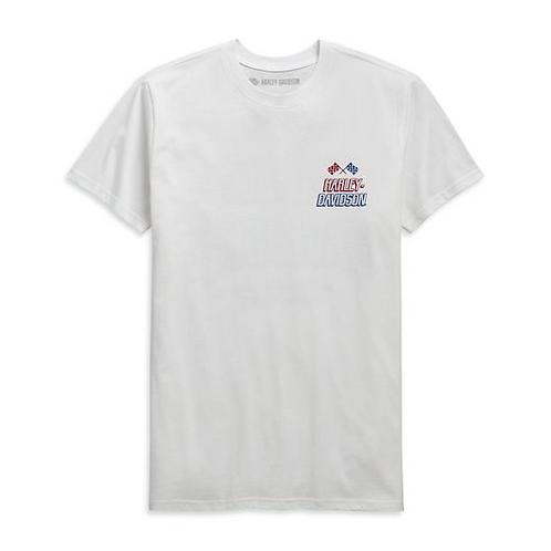 T-shirt Race Flag (99089-20VH)