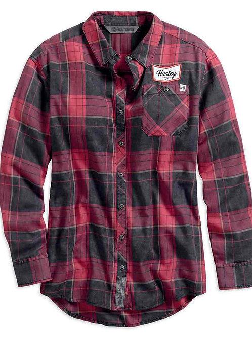 Chemise à carreaux #1