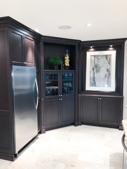 Fridge Wall Unit