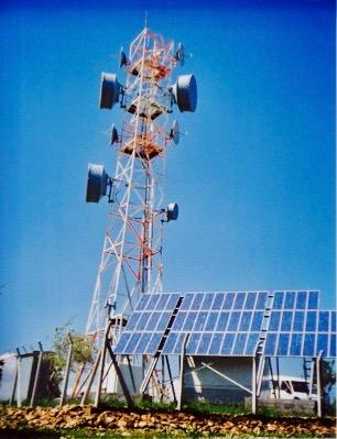 Off-grid telecoms (Turkey)