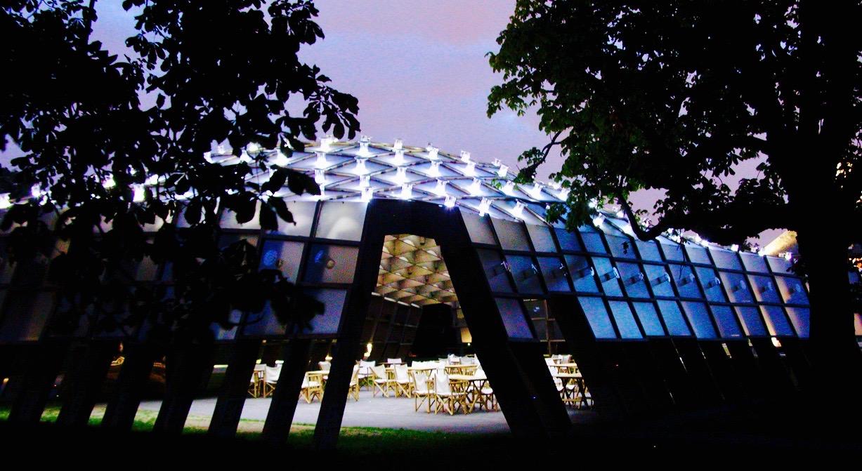 Serpentine gallery 2005
