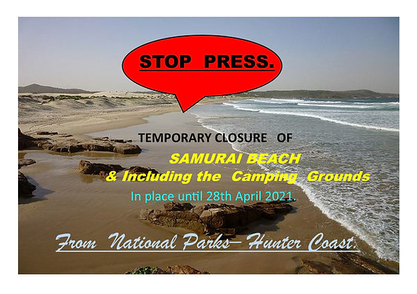 Closure of Samurai beach.jpg