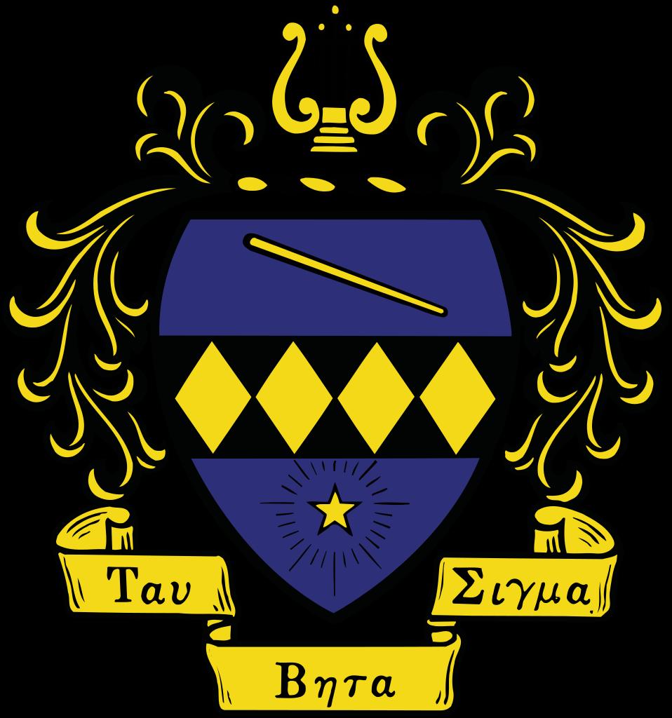 Tau Beta Sigma Crest