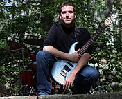 Jon - guitarist in Impending Reflections IR