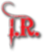 I.R. or IR is Impending Reflections band logo