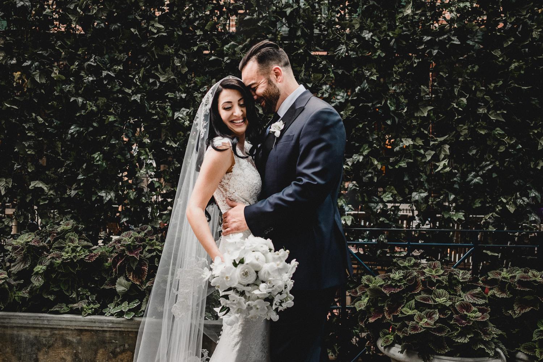 Urban Wedding and Engagement
