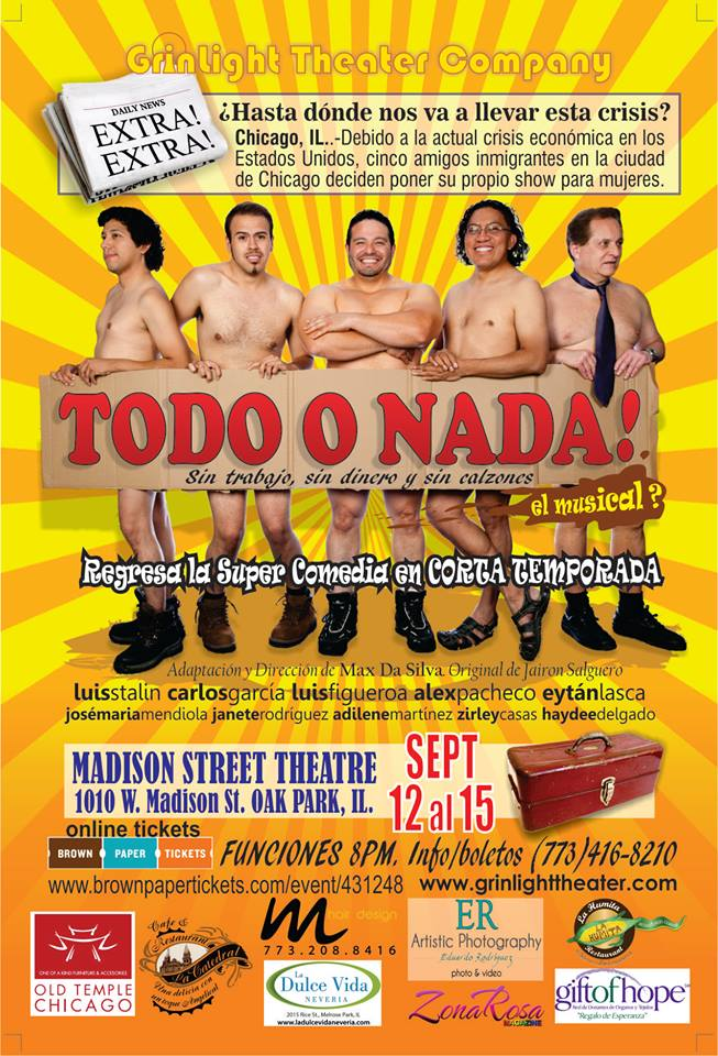 Todo o nada (The Full Monty)