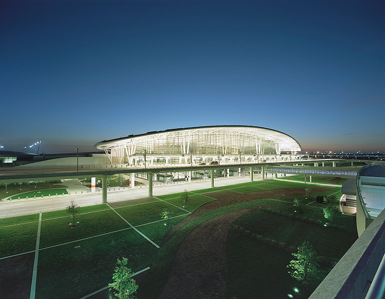 Indianapolis International Airport Colonel H. Weir Cook Terminal