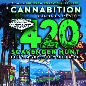 cannabition 420 hunt