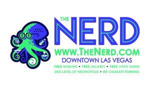 the nerd logo