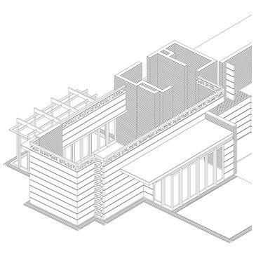 """""""Sistematización en la vivienda individual: procesos proyectuales y constructivos."""""""