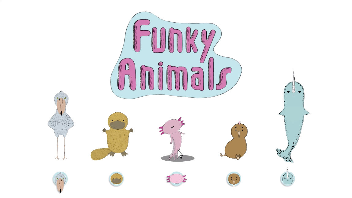 Funky Animals