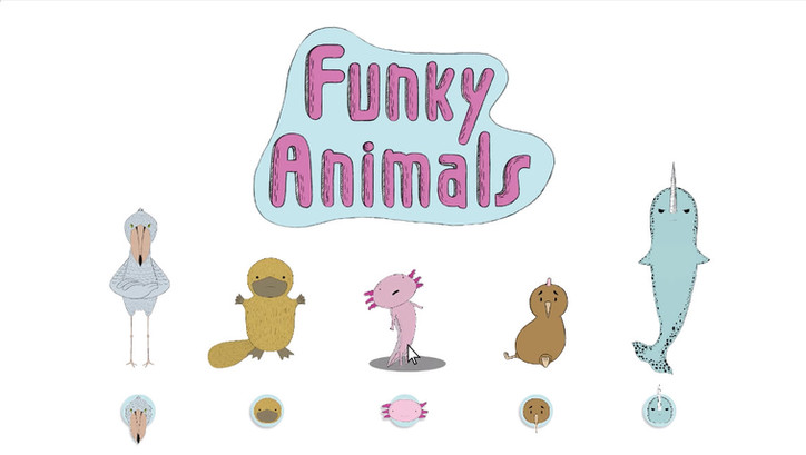 Funky Animals