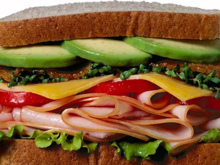 Life Is Like A Sandwich....