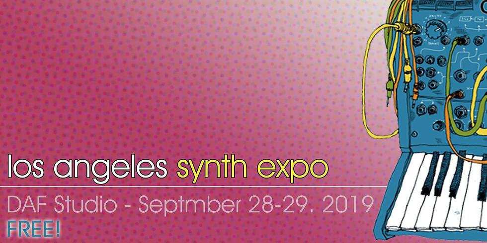 L.A. Synth + Modular Expo 2019