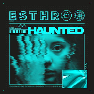 ESTHR-Haunted-SingleArtwork-3000-Low-01.