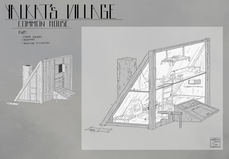 Village - common