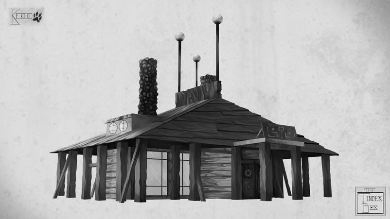 Kekhi - Town Hall