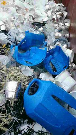 Production scrap
