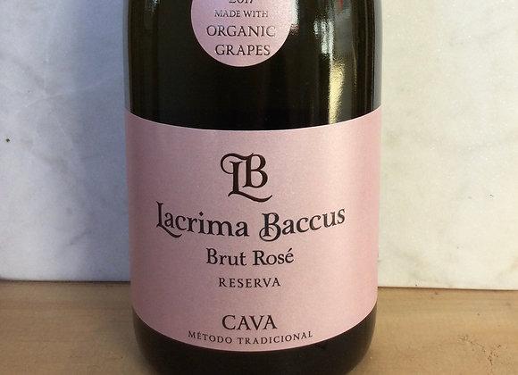 Lacrima Baccus Brut Rose Cava