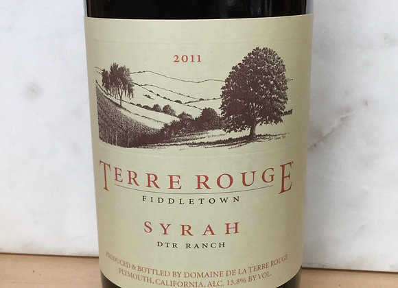 Terre Rouge DTR Ranch Syrah