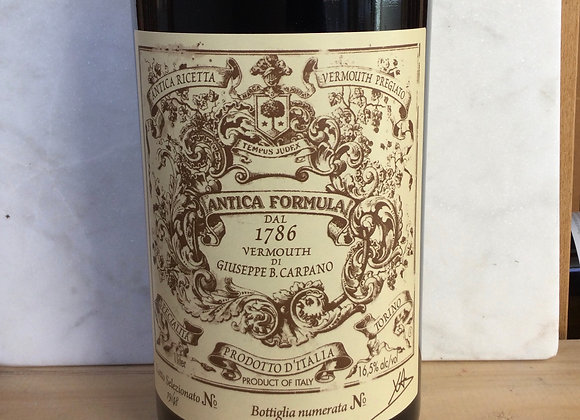 Carpano Antica Formula 375 ml