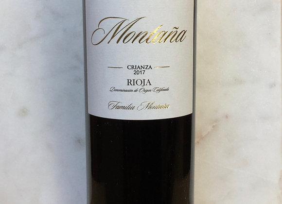 Montaña Crianza Rioja