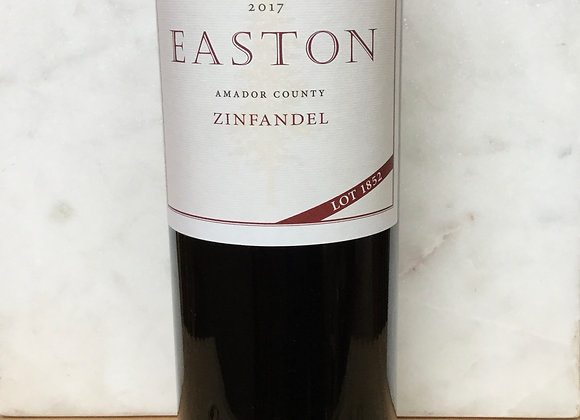 Easton Zinfandel Lot 1852
