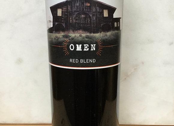 Omen Red Blend