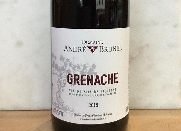 Domaine André Brunel Grenache
