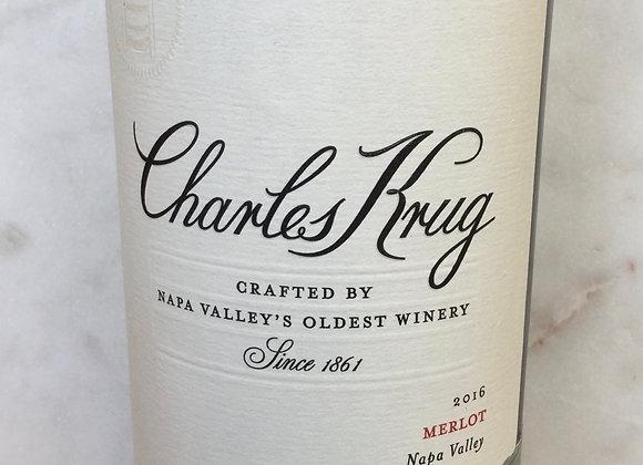 Charles Krug Merlot