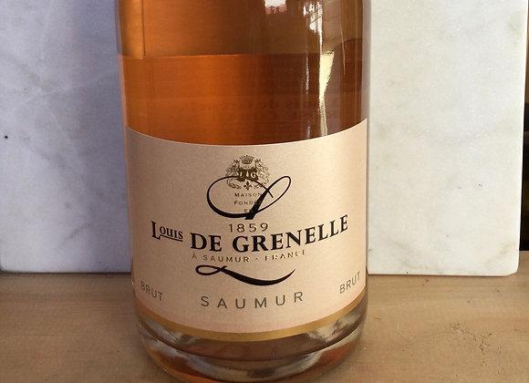 Louis de Grenelle Corail Saumur Rose