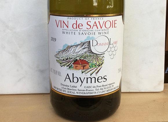 Domaine Labbe Vin de Savoie Abymes