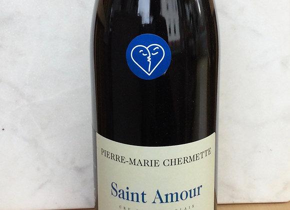 Pierre_Marie Chermotte Les Champs-Grilles Saint Amour