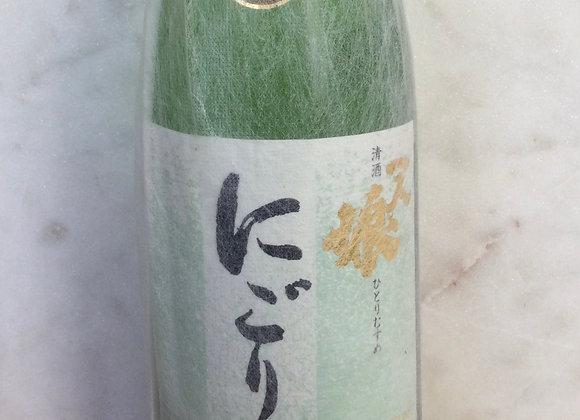 Hitorimusume Junmai Nigori Sake