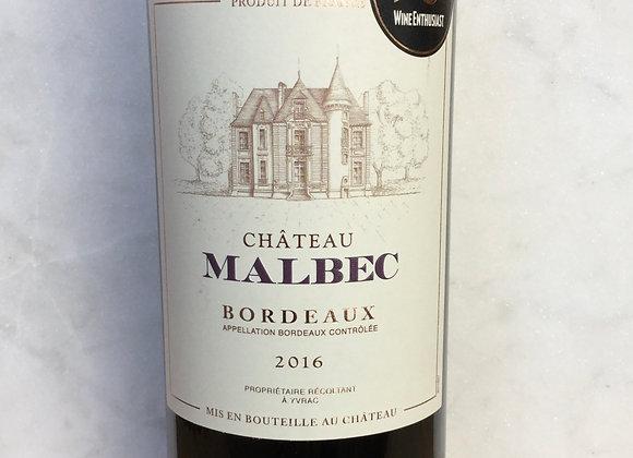 Château Malbec Bordeaux