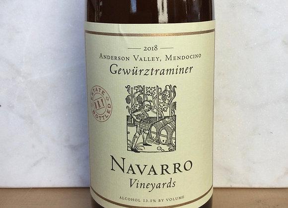 Navarro Vineyards Gewurtztraminer