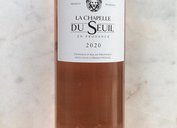 La Chapelle du Seuil Coteaux d'Aix-en-Provence Rose