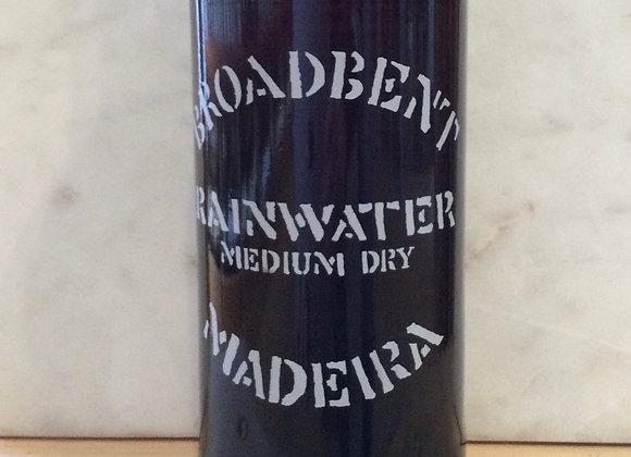 Broadbent Rainwater Medium-Dry Madeira 750 ml